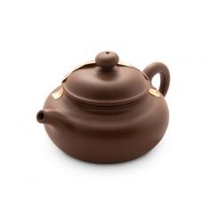 """Чайник из исинской глины """"Ручей"""" 200 мл. арт.178"""