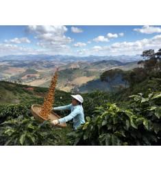 """Кофе """"Бразилия Можиана"""" в зернах"""