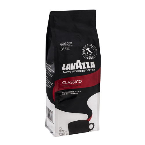 Кофе молотый Lavazza Classico Medium Roast 340 гр