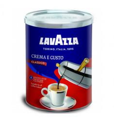 Lavazza молотый Крем Густо 250 гр ж/б