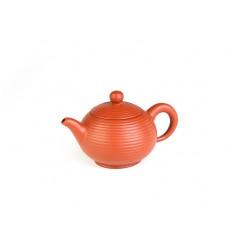 """Чайник из исинской глины """"Полосатый фонарь"""" 120 мл"""