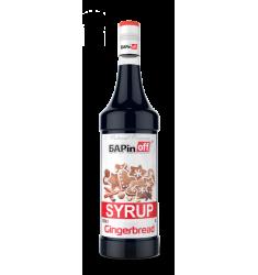Имбирный пряник Сироп Баринофф 1л