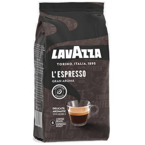 Кофе зерновой Lavazza Gran Aroma Bar 1 кг