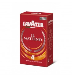 Lavazza молотый Mattino 250 гр в/у
