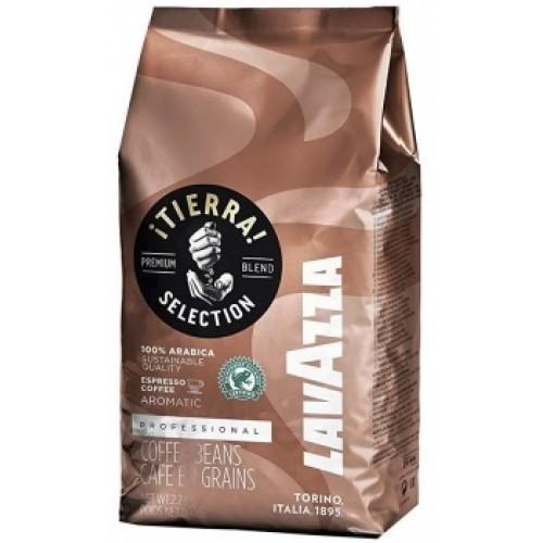 Кофе зерновой Lavazza Tierra INTENSO 1кг