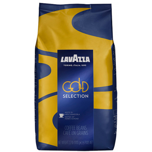 Кофе зерновой Lavazza Gold Selection 1 кг
