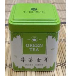 """Банка """"Зеленый чай"""" (жесть) 50 гр"""