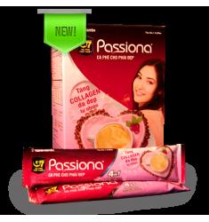 Растворимый Passiona (4 в 1)