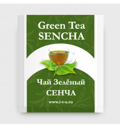 Чай зеленый RAMUK Sencha Green Tea 150*1,8г