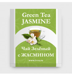 Чай зеленый  RAMUK Jasmine Green Tea 150*1,8г с жасмином