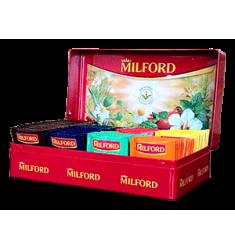 чай милфорд в картонной шкатулке