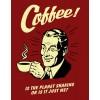 Кофе сносит голову?